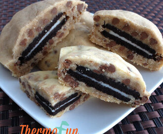 ThermoFun – Cookie Dough Oreos Recipe