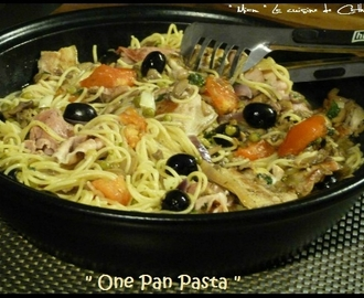"ღ "" Miam "" One Pan Pasta """