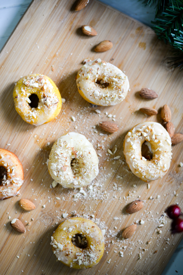 Almond Donut Recipe + The Worst Morning