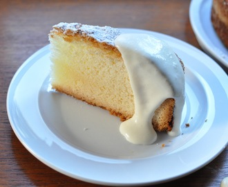 Sabbiosa, a cake from Lombarby