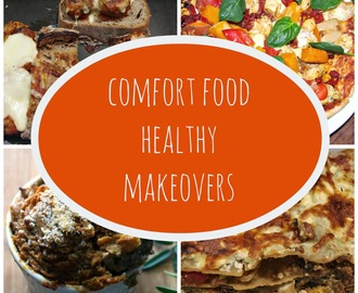Comfort Food Healthy Makeovers