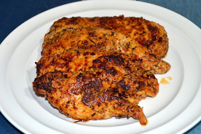 Review: Jamie Oliver's Chilli, Garlic & Rosemary Smashin' chicken fillets
