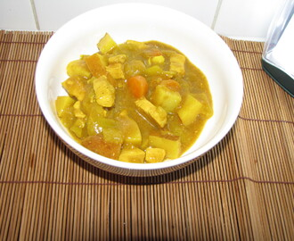 Japanese Chicken curry – less than 250 calories!