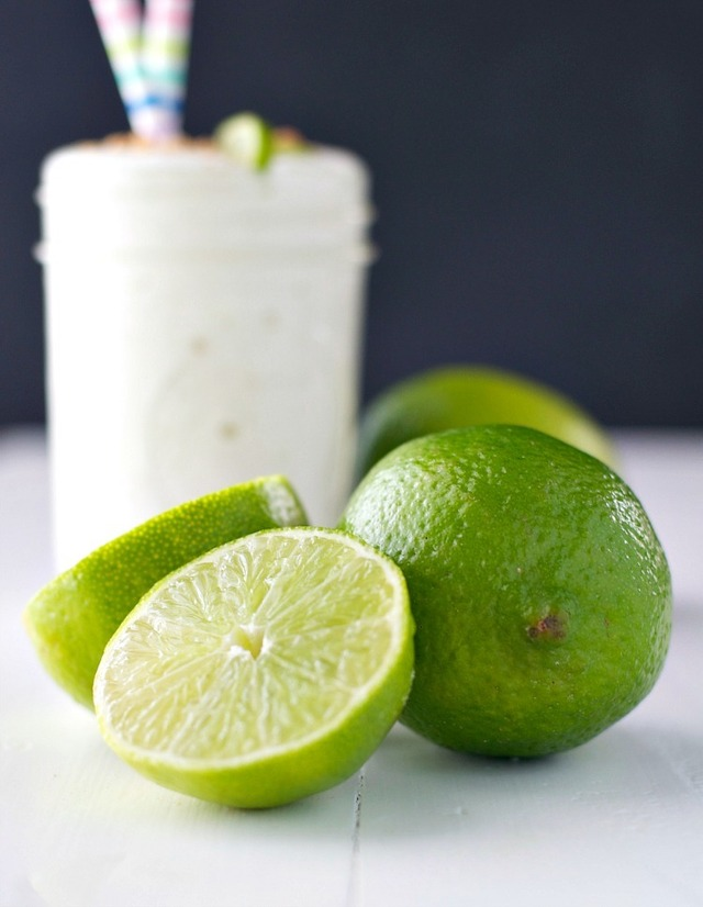 Key Lime Pie Protein Smoothie