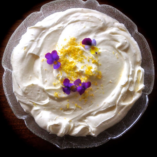 Citrus Cream Cheese Icing