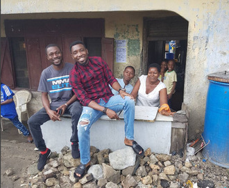 Photos: This is where Timi Dakolo lived for 15 years before he became famous