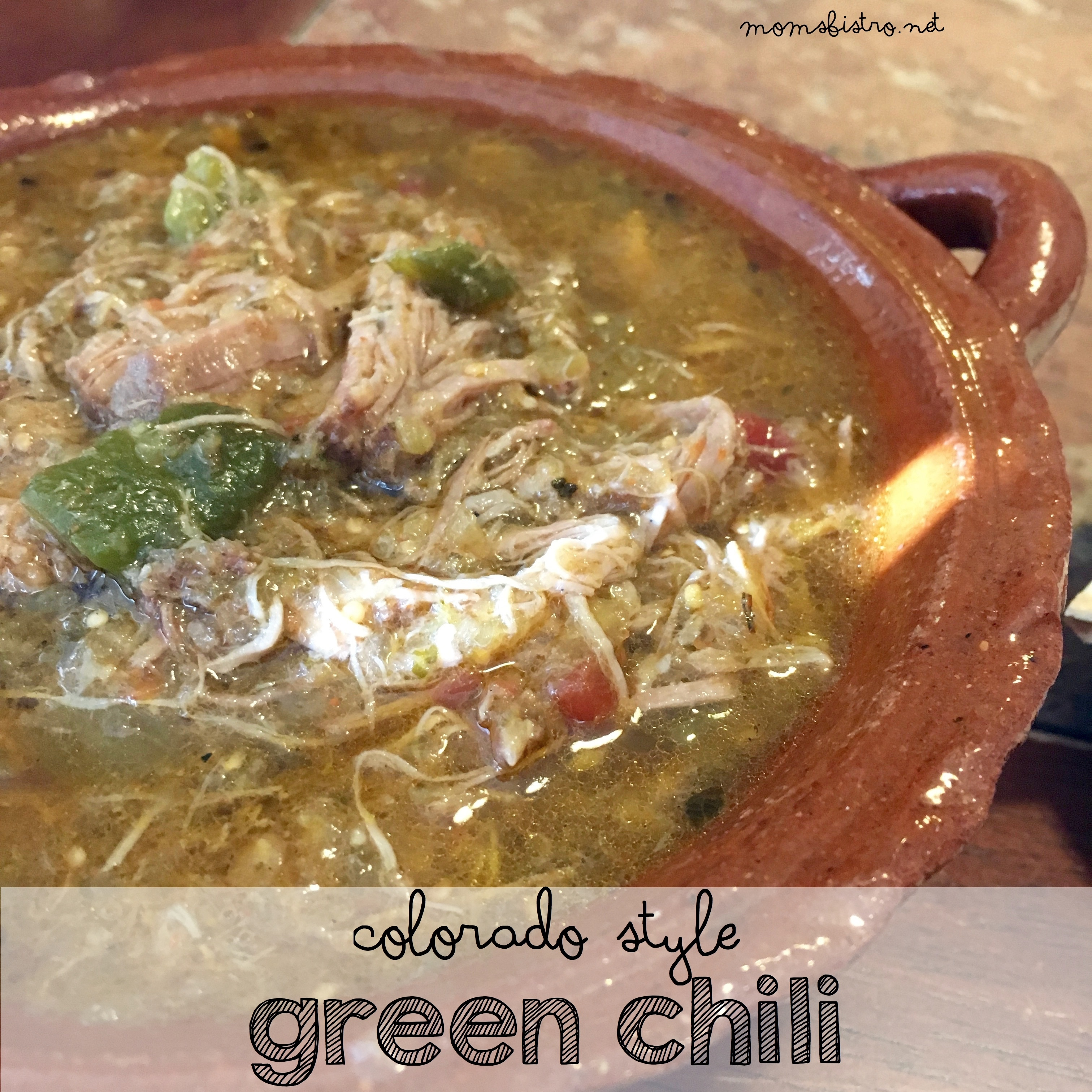 Enjoy A Taste of Colorado with This Authentic Colorado Style Green Chili Recipe!