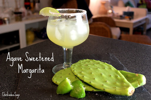 Summer Drink Series: Agave Sweetened Margarita