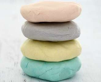 Super Easy Cooked Playdough Recipe (Thermomix and Conventional Methods)