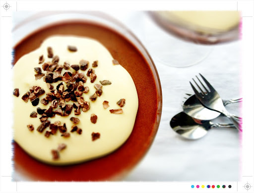 Ottolenghi's Dark Chocolate Mousse with Baileys & Mascarpone Cream - IHCC