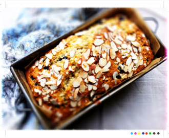 Twelve Loaves: Apple, Blueberry and Almond Breakfast Loaf