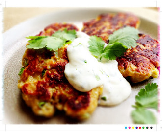 Sweet Potato Cakes from Ottolenghi's Plenty - IHCC