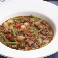 Beef and Mushrooms Stew Recipe