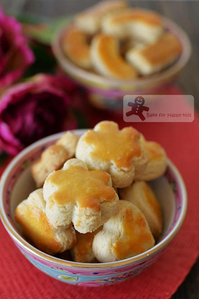Crunchy Melt-in-your-mouth Nutty Crumbly - Which is your Best Chinese Almond Cookies? Plus a S$500 Paypal Cash giveaway!