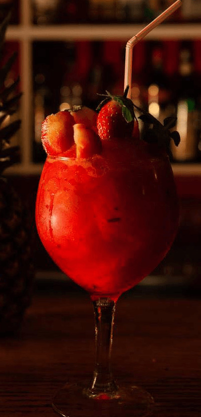 Frozen Strawberry Margarita Recipe