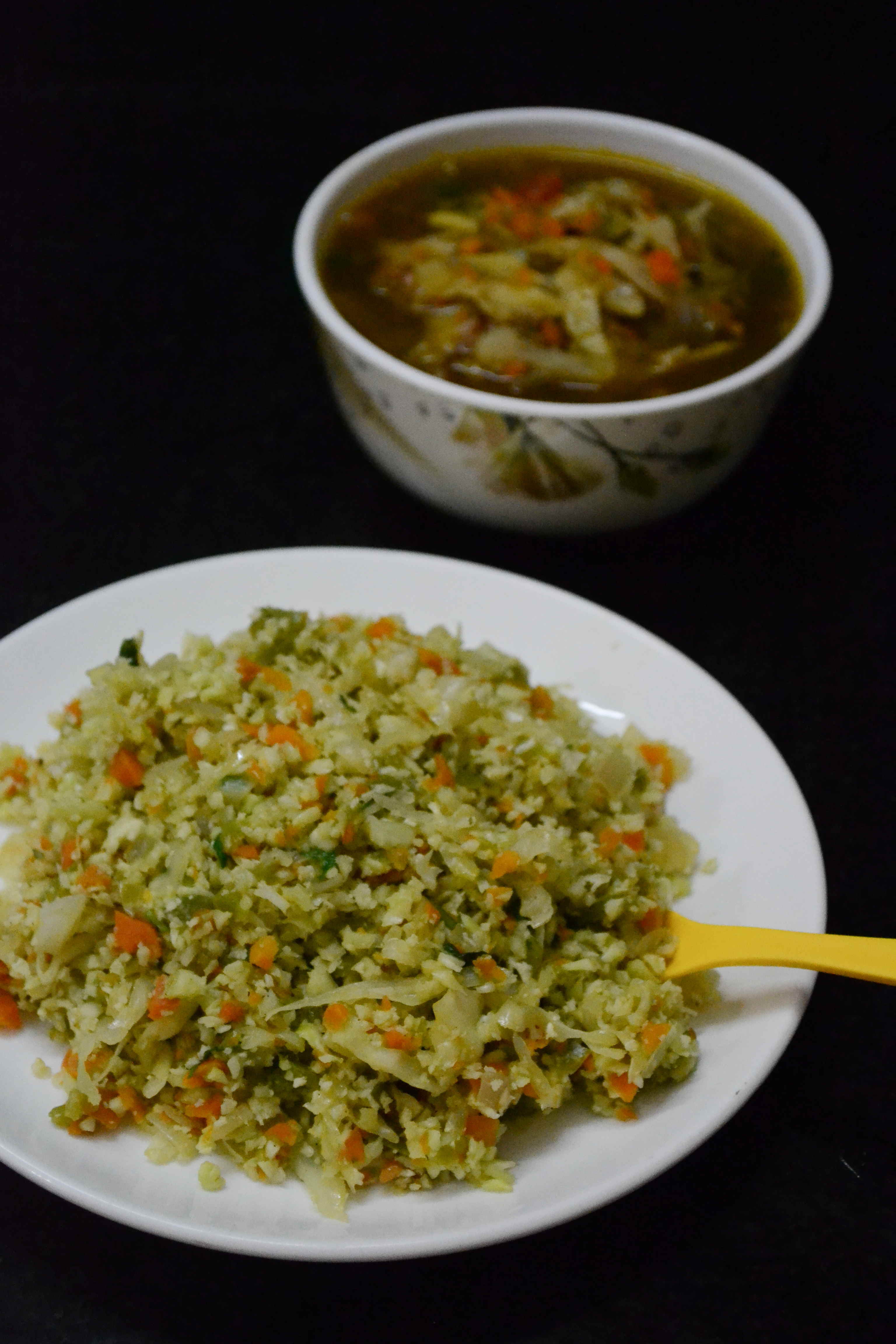 Cauliflower Fried Rice – Easy Paleo Recipes