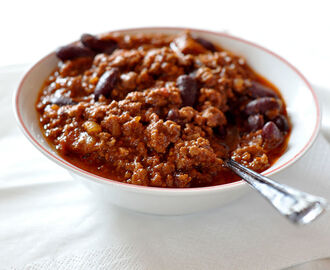 Beefy Chili Con Carne Recipe