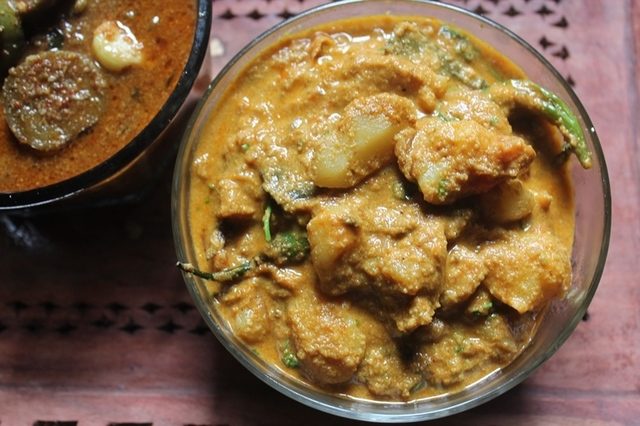 Potato Masala Curry Recipe - Aloo Masala Curry RecipeT