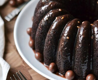 Junk Food Bundt Cake – #BundtBakers