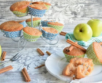 Appel muffins
