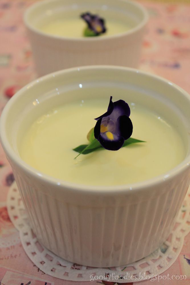 Recipe: Shunde Sweetened Fresh Milk Pudding (Chinese Dessert)