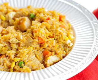Better Than Takeout Chinese Fried Rice