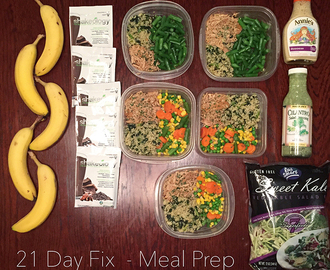 21 Day Fix {Week 2} – 2016