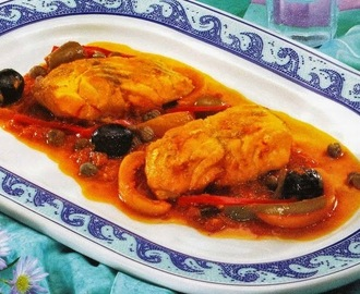 Kabkabou Tunisien : AU POISSON ( originale )