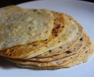 Homemade Corn Tortilla Recipe - How to Make Corn Tortilla at Home