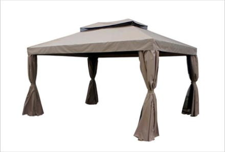 Easy living by Martinsen Oxford Paviljong 3x4 m - Khaki