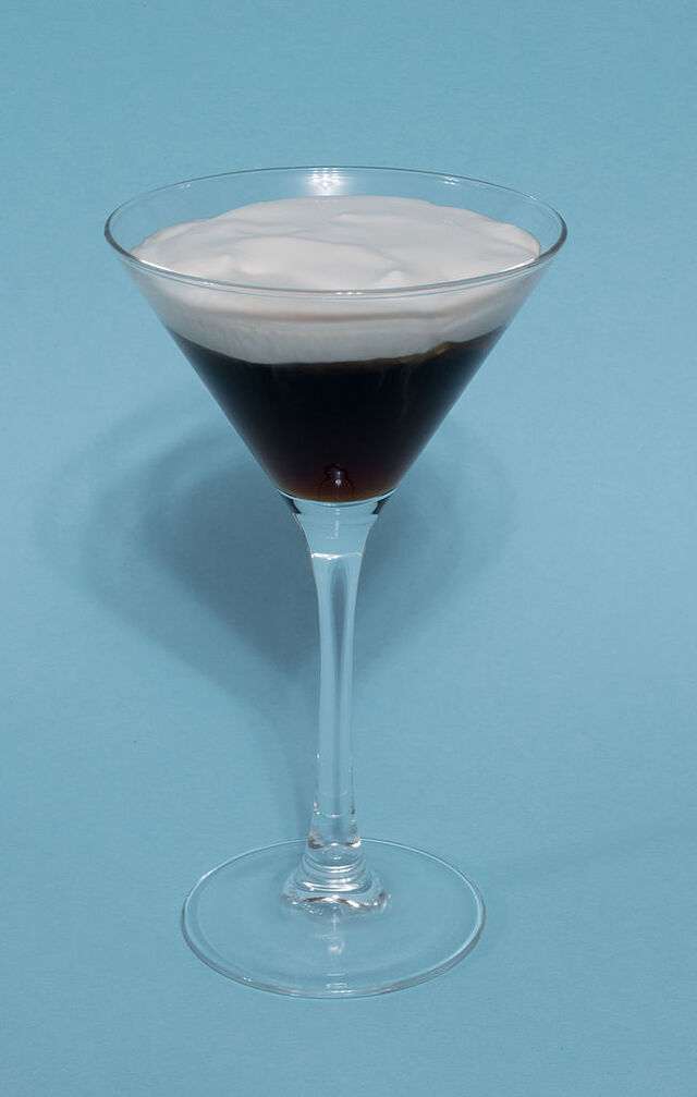White Russian Cocktail Recipe