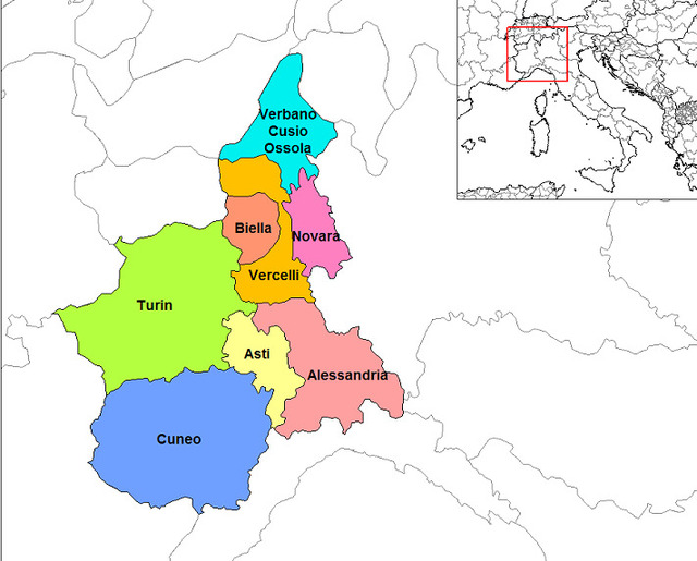 Cooking the Italian Provinces – Cuneo