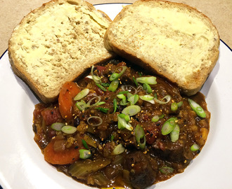 Black Country Beef Stew - Groaty Pudding