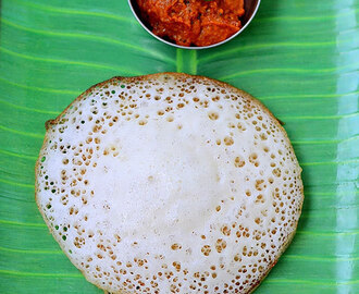 Puffed Rice Dosa – Soft,Sponge Dosa Recipe