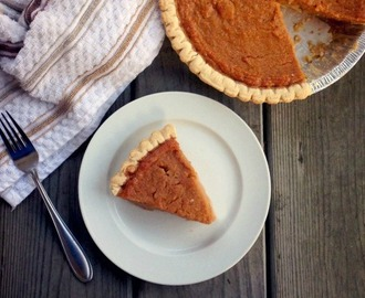 Sweet Potato Pie: Date Night with My Southern Sweetheart