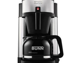 Contemporary 10-Cup Home Bunn Coffee Maker Review