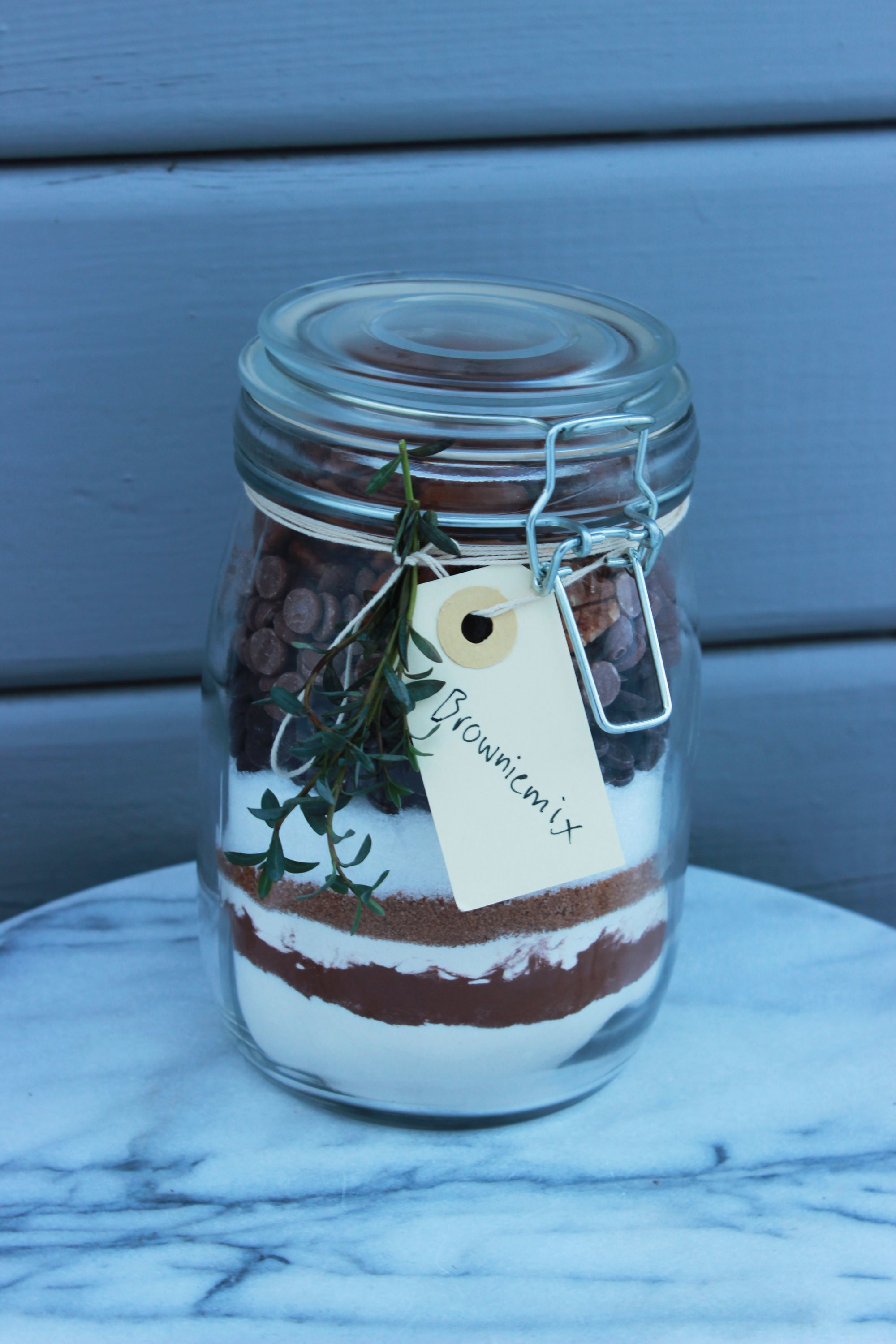 Edible Gift Jar