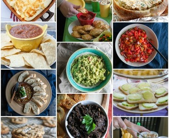 21 Super Bowl Snack & Appetizer Ideas