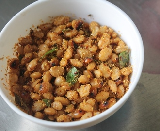 Soya Bean Sundal Recipe - Soy Bean Sundal Recipe