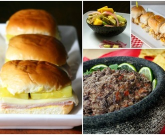 My Super Easy Super Bowl Party Menu