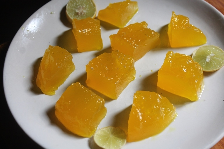 Lemon Jelly Recipe - Fresh Lemon Jelly Recipe