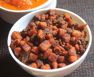 Carrot Besan Sabzi Recipe - Carrot Sabzi Recipe