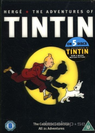 Tintin - Adventures of Tintin