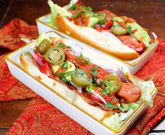 Twenty Hot Dog Recipes for Dog Days of Summer