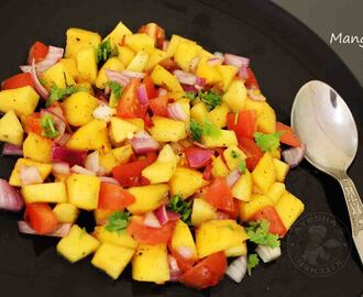 MANGO SALSA RECIPE - SIMPLE SALSA RECIPE