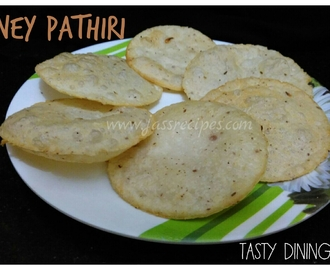 Ney Pathal/ Ney Pathiri / Fried Rice Rotti