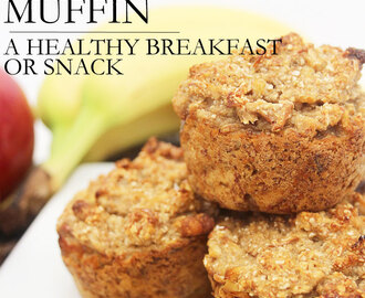 Easy To Make Gluten Free Banana Walnut Muffins