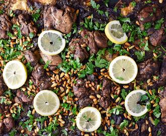 Recepten voor kippendij marineren mytaste for Palestijnse keuken