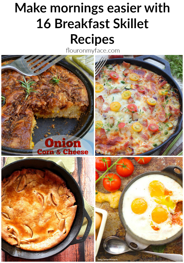 16 Breakfast Skillet Recipes