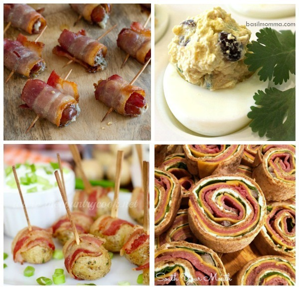 Award-Worthy Appetizers for Your Oscars Party